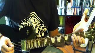 Papel secante - Extremoduro cover guitarra