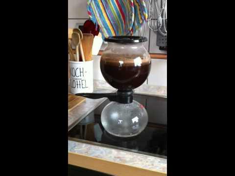 bodum PEBO Vakuum Kaffeebereiter