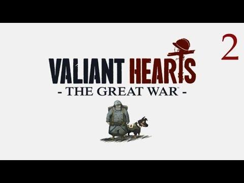 Прохождение Valiant Hearts: The Great War — Глава 2: Изрытая земля
