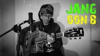 Cover Lagu Sunda !!! Jang - Oon B (Versi Gitar Akustik) By Anjar Boleaz