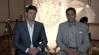 Karl Urban and Michael Ealy discuss their new sci-fi show