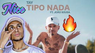 TAY - #Tiponada feat. João Sousa react🔥