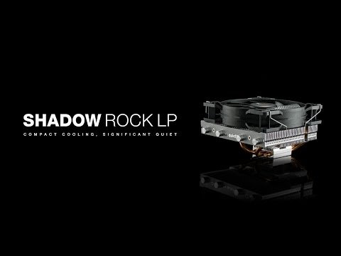 Кулер be quiet! SHADOW ROCK LP 130W BK002