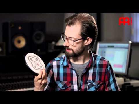 MEINL MPP-6-BG Masterpad Benny Greb Tréninkový pad