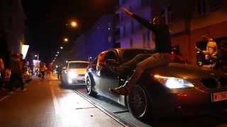 preview picture of video 'Serbien gegen Albanien - mehr als Fußball'