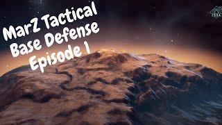 MarZ Tactical Base Defense. Первая и вторая компания.
