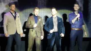 Boyzone - BZ20 Tour 2013 - Gave It All Away