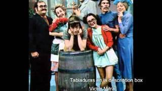 El Chavo-  Victor Mitra Harmonica Tabs