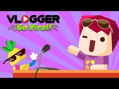 VLOGGER GO VIRAL ! SIMULADOR DE YOUTUBER !