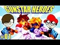 Gunstar Heroes Eu Te Jooj 01 Cartuchito