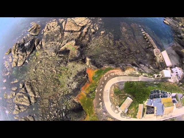 Lizard Point – A Bird's Eye View