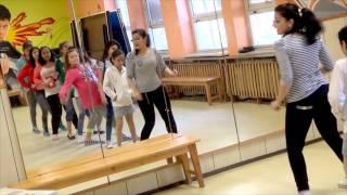 Zájmové kroužky - romské tance