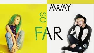 AGUST D (SUGA | MIN YOONGI) – SO FAR AWAY ft. 수란 (SURAN) [Color coded Han|Rom|Eng lyrics]