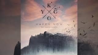 Kygo - Happy Now Feat. Sandro Cavazza (Bass Boosted)