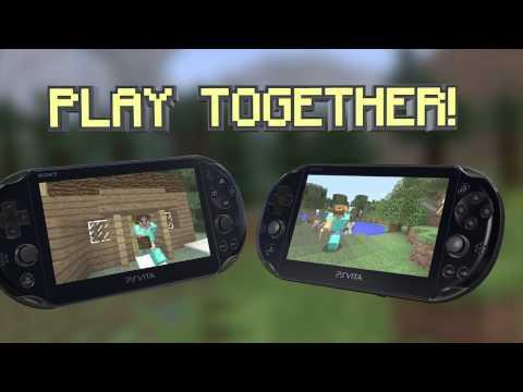 Minecraft Launch Date On PlayStation Vita Confirmed For Europe - Minecraft spiele fur ps vita