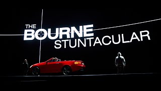 Sneak Peek of The Bourne Stuntacular | Universal Studios Florida