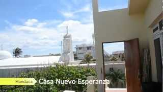 preview picture of video 'Casa Nueva Esperanza, Isla Mujeres, Mexico March 2013'