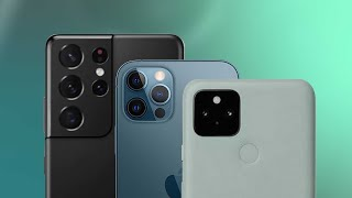 Samsung Galaxy S21 Ultra vs Google Pixel 5 vs iPhone 12 Pro Max: Camera shootout!