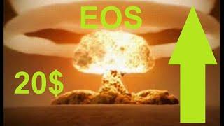 #EOS EOS buy ?,  EOS on 20$ ?