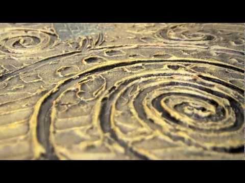 Patina, Die Erwartung, Gustav Klimt