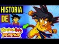 Dragon Ball Que Deu Errado Dragon Ball Revenge Of King