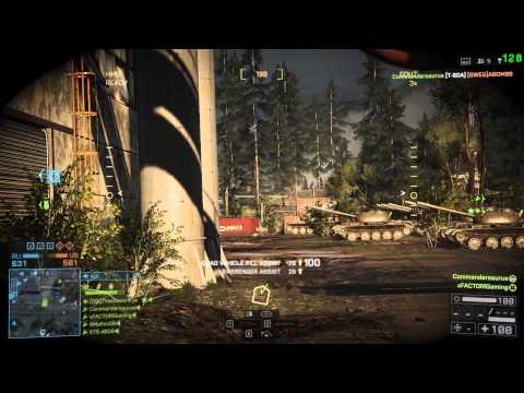 Battlefield 4 Squad Up - Zavod Chaos - BF4 gameplay and live commentary