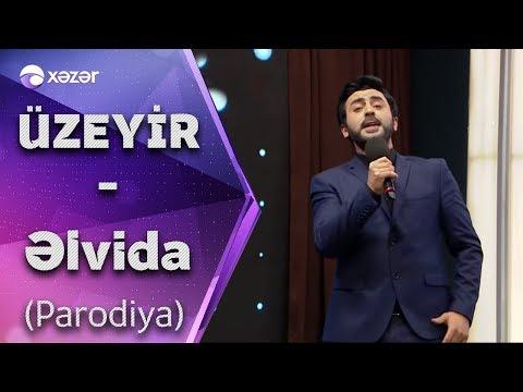 Üzeyir Mehdizadə -  Əlvida -  (Parodiya Elnur Mahmudov) mp3 yukle - mp3.DINAMIK.az