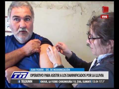 Juan Fiorini en TeleJunín