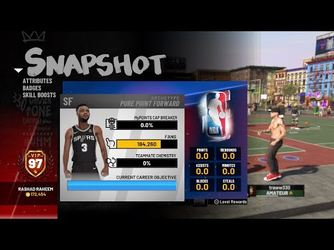 97 OVERALL ALL PARK PURE POINT FORWARD LIVE REACTION