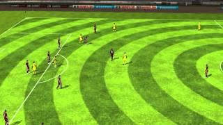 FIFA 13 iPhone/iPad - A. Makhatchkala vs. Rubin Kazan