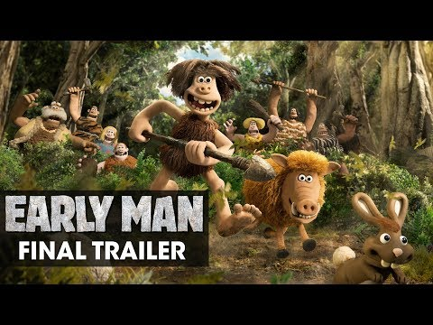 Early Man Trailer of upcoming Hollywood movie