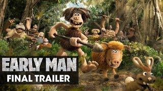 Early Man (2018 Movie) Official Final Trailer - Eddie Redmayne, Tom Hiddleston, Maisie Williams