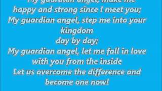 my guardian angel Lyrics