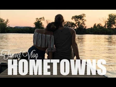 TRAVEL VLOG | HOMETOWNS