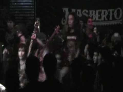 Masticator - I will teach you how to kill Live @South of Sickness