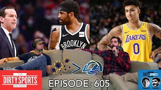 EPISODE 605: Kyrie Irving Should Join the AND1 Tour
