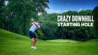 Making Birdies Preparing For First Golf Tournament In 2019 | Front 9 Practice Round At Greystone