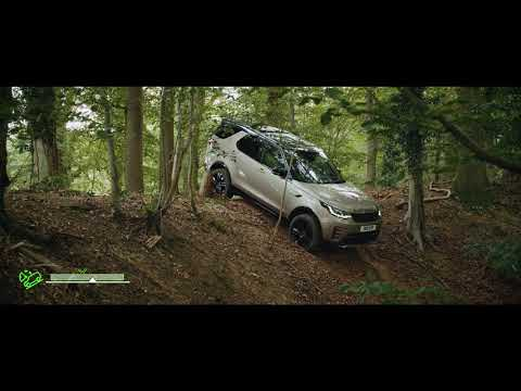 New Land Rover Discovery - Capability