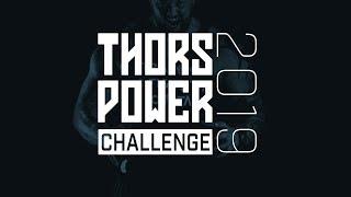 Thor's Power Challenge 2019