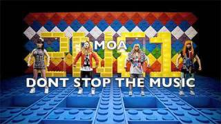 Don't Stop The Music [2NE1 Cover] MoA English Version!
