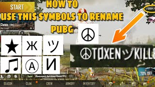 how to change name without id card in pubg mobile || name