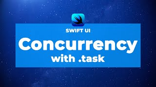 SwiftUI ❤️  Structured Concurrency - #Swift #Concurrency