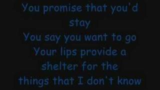 All American Rejects - Too Far Gone [WITH LYRICS]