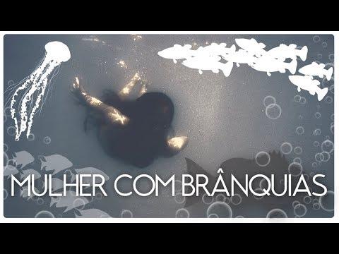 MULHER COM BRÂNQUIAS | A Quimera