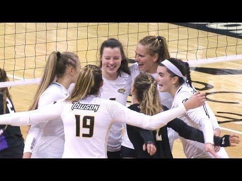 TU Volleyball Serving Historic Season