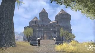 Visiting Anvil - Elder Scrolls Online