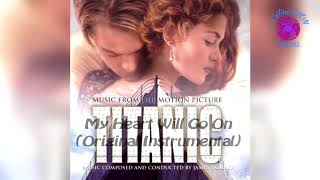 My Heart Will Go On (Original Instrumental Movie Version)