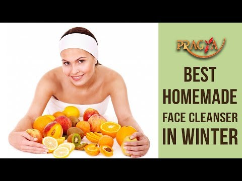 BEST HOMEMADE Face Cleanser In Winter | Skincare Hack | Payal Sinha