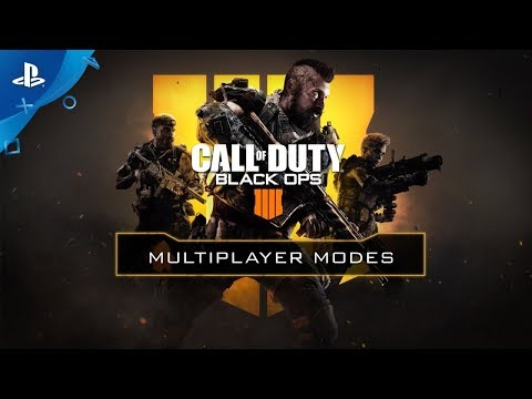 Multiplayer Overview de Call of Duty : Black Ops 4