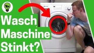 Waschmaschine Stinkt ✅ ULTIMATIVE LÖSUNG: Waschmaschine Reinigen, wenn Wäsche nach Waschen Stinkt???